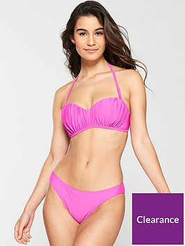v-by-very-ruched-removable-strapsnbspbandeau-bikini-set-bright-purple