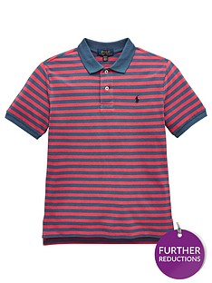ralph-lauren-boys-short-sleeve-stripe-polo-navyred