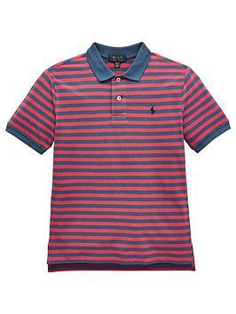 ralph-lauren-boys-short-sleeve-stripe-polo-navyred
