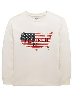 ralph-lauren-boys-long-sleeve-flag-print-t-shirt-cream