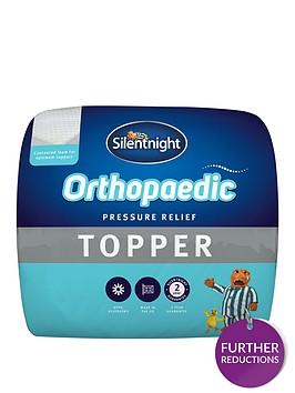 silentnight-orthopaedic-5-cm-ultimate-mattress-topper
