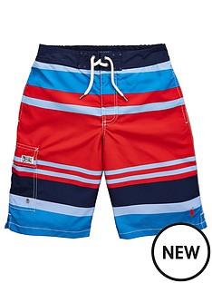 ralph-lauren-boys-stripe-swimshortnbsp--red-multi