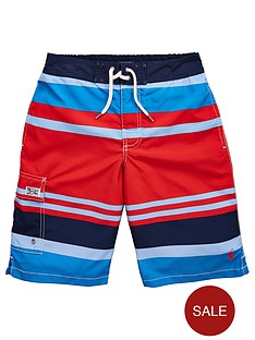 ralph-lauren-boys-stripe-swimshortnbsp--red-multi