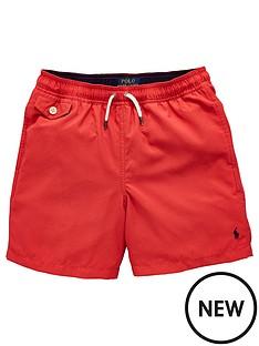 ralph-lauren-boys-classic-swimshortnbsp--red