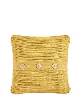 Catherine Lansfield Catherine Lansfield Knitted Cushion Picture
