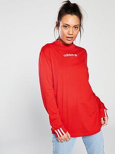 adidas-originals-coeeze-long-sleeve-top-rednbsp