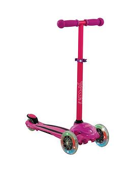 U Move U Move U Flex Led Tilt Scooter &Ndash; Pink Picture