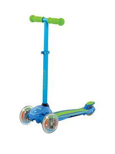 u-move-u-flex-led-tilt-scooter-ndash-bluegreen