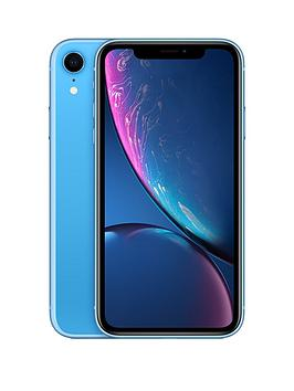 Apple Iphone Xr, 128Gb - Blue cheapest retail price