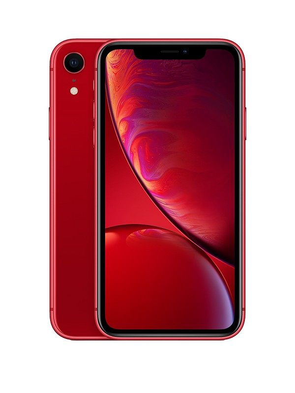 iPhone XR, 128Gb (PRODUCT)RED™