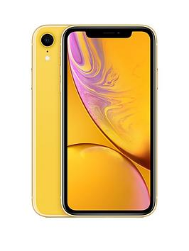 Apple Iphone Xr, 64Gb - Yellow cheapest retail price