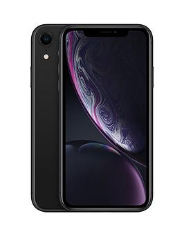 Apple Iphone Xr, 256Gb - Black cheapest retail price
