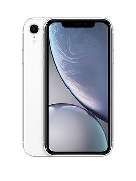 Apple Iphone Xr, 256Gb - White cheapest retail price