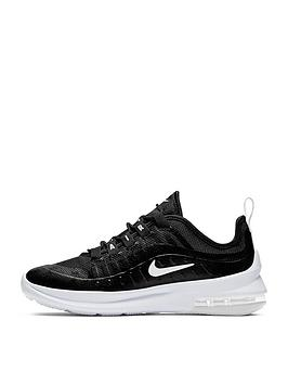 new style ac659 615b3 Nike Air Max Axis Junior Trainers - Black   littlewoods.com
