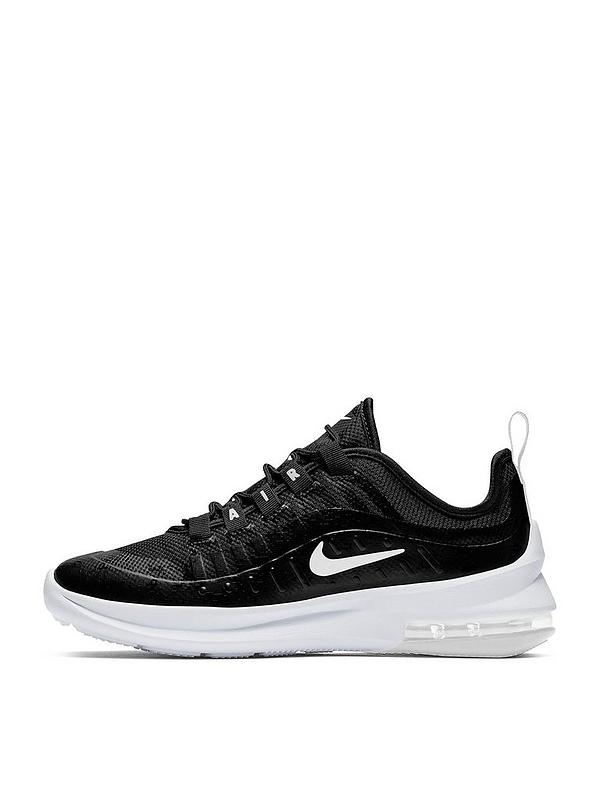2018 sneakers new arrive size 40 Air Max Axis Junior Trainers - Black