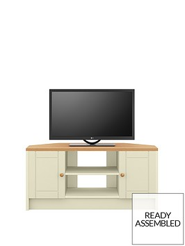 alderleynbspready-assembled-cream-corner-tv-unit--nbspcreamoak-effect-fits-up-to-48-inch