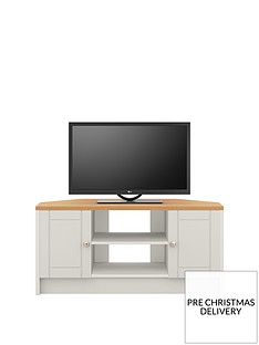 alderley-2-drawer-ready-assembled-corner-tv-unit--nbspgreyoak-effectnbsp--fits-up-to-48-inch-tv