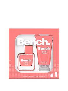 bench-bench-sound-for-her-30ml-edt-75ml-shower-gel-gift-set