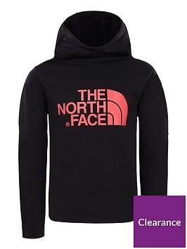 the-north-face-girls-drew-peak-hoodienbsp--blacknbsp