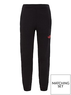 the-north-face-the-north-face-girls-slim-fit-fleece-pant