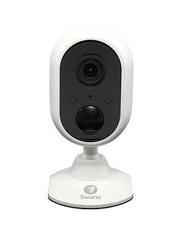 Swann 1080P Indoor Wi Fi Camera With Two Way Audio