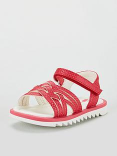 mini-v-by-very-sally-pink-shimmer-criss-cross-sandal
