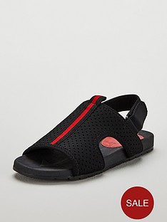 mini-v-by-very-jack-sporty-mesh-footbed-sandals-black