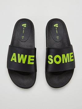 mini-v-by-very-totally-awesome-pu-sliders-multi