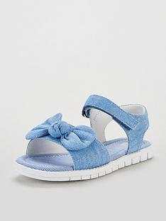 mini-v-by-very-lola-sparkle-bow-sandals-denim