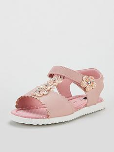 mini-v-by-very-poppy-glitter-flower-sandals-pink