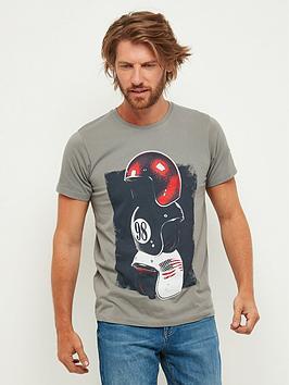 joe-browns-helmet-t-shirt