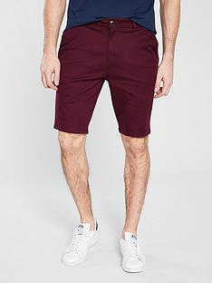 v-by-very-slim-chino-shorts-burgundy