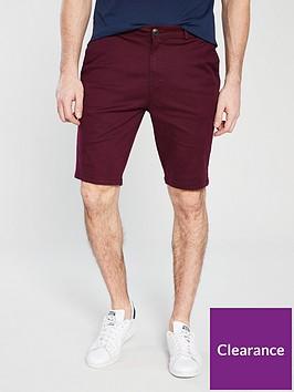 v-by-very-slim-chino-shorts-burgundy