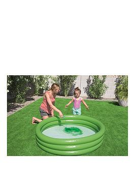Bestway Swim N' Play Pool With Slime Baff