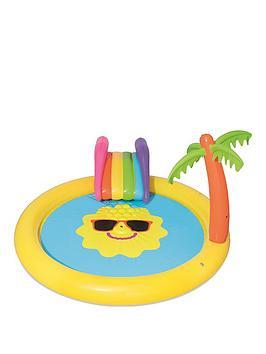 Bestway   Sunnyland Splash Play Pool