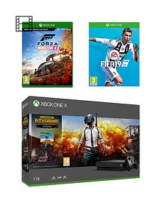 xbox-one-x-console-with-pubg-and-fifa-19-and-forza-horizon-4-plus-optional-extras