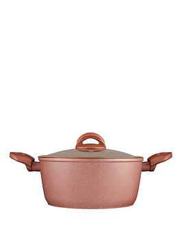 tower-cerastone-rose-edition-24-cm-casserole-pan