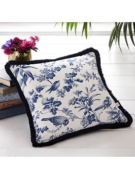 Oasis Home Oasis Home Amelia Cushion In Indigo Picture