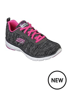 skechers-wide-fit-flex-appeal-30-insiders-black
