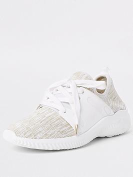 river-island-river-island-knit-lace-up-trainer-white