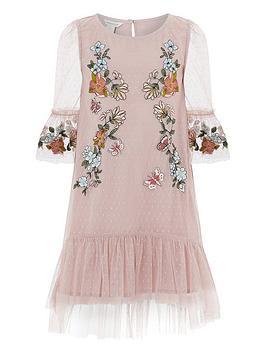 monsoon-mila-mesh-dress