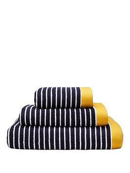 joules-kensingtonnbspstripe-100-cotton-bath-towel-range