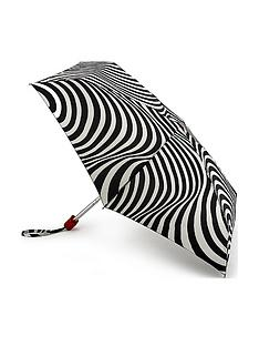 lulu-guinness-lulu-guinness-tiny-2-optical-stripe-umbrella