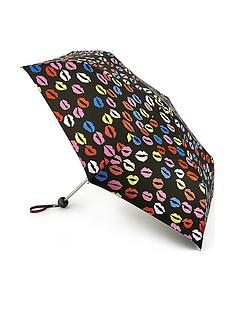 lulu-guinness-lulu-guinness-minilite-2-blot-lips-umbrella