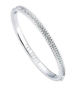 ted-baker-halo-bangle-crystal