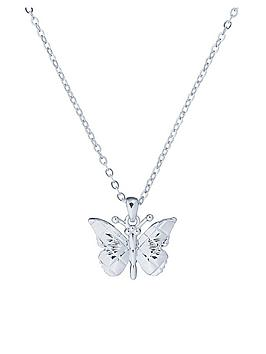 ted-baker-belra-mini-butterfly-pendant-necklace-silver