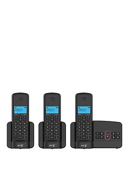 bt-bt3110-cordless-digital-telephone-with-nuisance-call-blocking-and-answer-machine-trio
