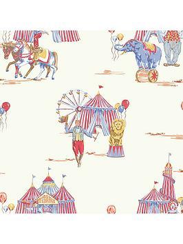 ARTHOUSE  Arthouse Circus Fun Wallpaper
