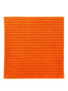Christy Christy Prism Towelling Shower Mat &Ndash; Orangeade Picture