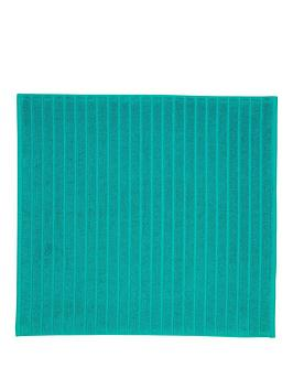 Christy Christy Prism Towelling Shower Mat &Ndash; Poolside Blue Picture